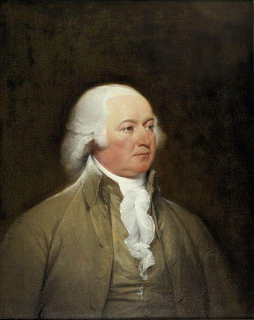 John Adams (1735-1826) | John Trumbull | Oil Painting