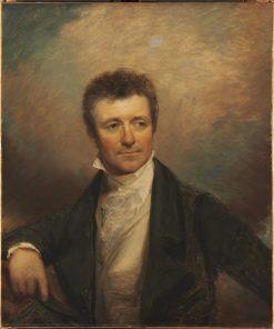 Henry Inman | John Wesley Jarvis | Oil Painting
