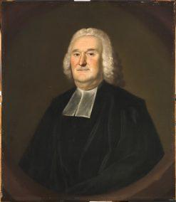 The Reverend Daniel Greenleaf (1680-1763) | Joseph Blackburn | Oil Painting
