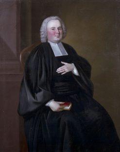 Peter Bours (1726-1762) | Joseph Blackburn | Oil Painting