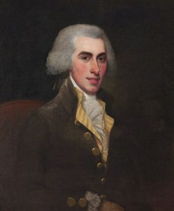 Charles Bulfinch (1763-1844) | Mather Brown | Oil Painting