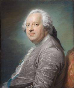 Portrait of Jean-Charles Garnier