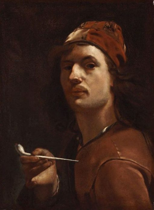 Man with a Pipe | Michiel Sweerts | Oil Painting