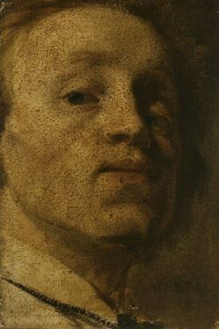 Self-Portrait | Matthijs Maris | Oil Painting