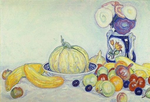 Still Life with Fruits | Leo Gestel | Oil Painting