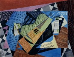 Cubist Still Life | Juan Gris | Oil Painting