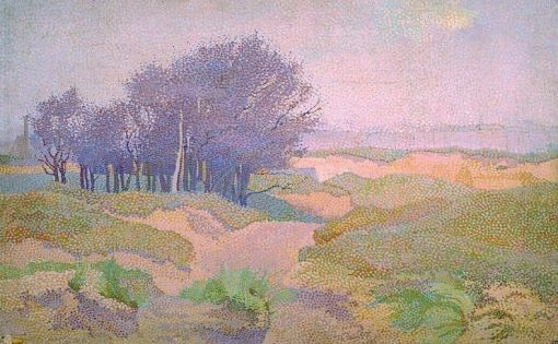 Landscape with Dunes | Johan Aarts | Oil Painting