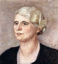 Portrait of T.G.M. van Hettinga Tromp | Jo Koster | Oil Painting
