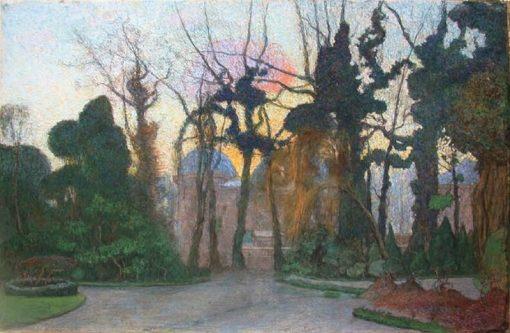 Endegeest | Floris Verster | Oil Painting