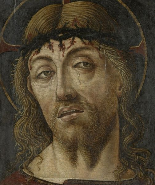 Christ of Mockery | Carlo Crivelli | Oil Painting
