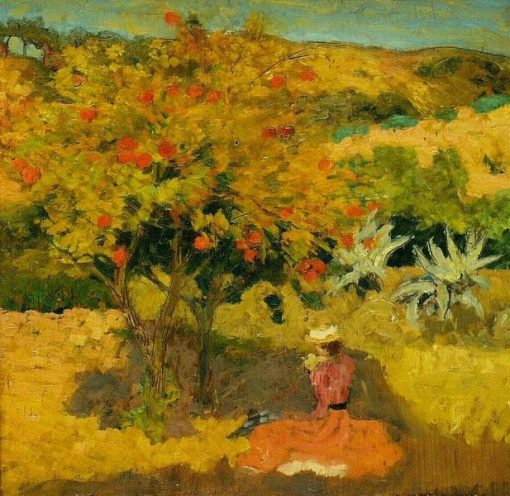 Landscape | Aristide Maillol | Oil Painting