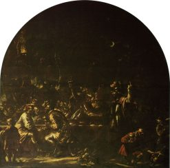 Claudius Civilis | Govaert Flinck | Oil Painting