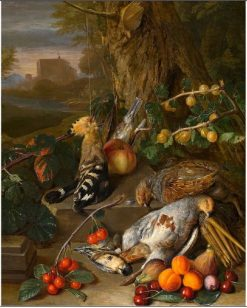 Still Life with Dead Game | Peeter Snyers | Oil Painting