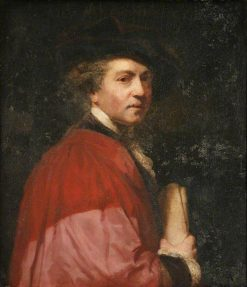 Self-Portrait | Sir Joshua Reynolds | Oil Painting