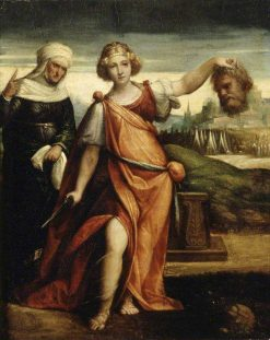 Judith with the Head of Holofernes | Il Garofalo | Oil Painting