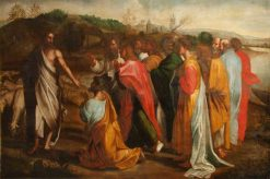 Christ's Charge to Peter (after Raphael) | Daniel Mijtens | Oil Painting
