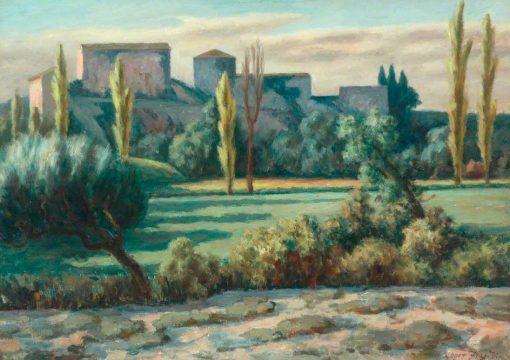 Near Arles