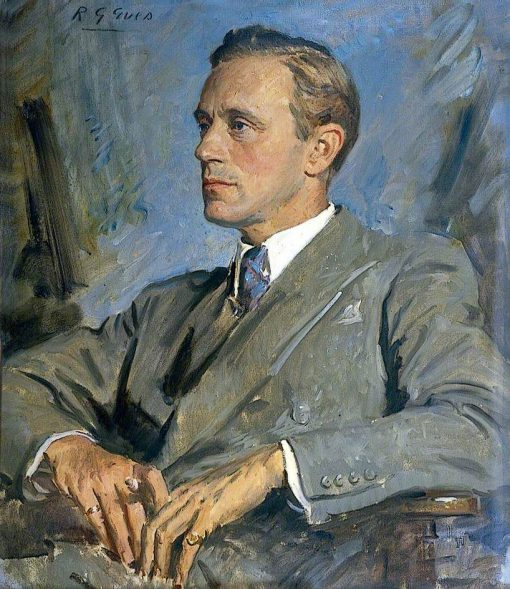 Leslie Howard (1893-1943) | Reginald Grenville Eves | Oil Painting