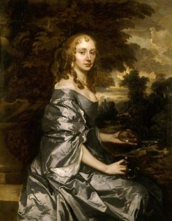 Arabella Bankes | Peter Lely | Oil Painting