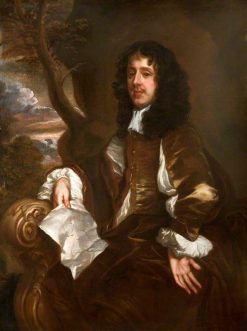 Portrait of Mr N Wray | Peter Lely | Oil Painting