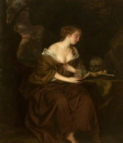 The Penitent Magdalene | Peter Lely | Oil Painting