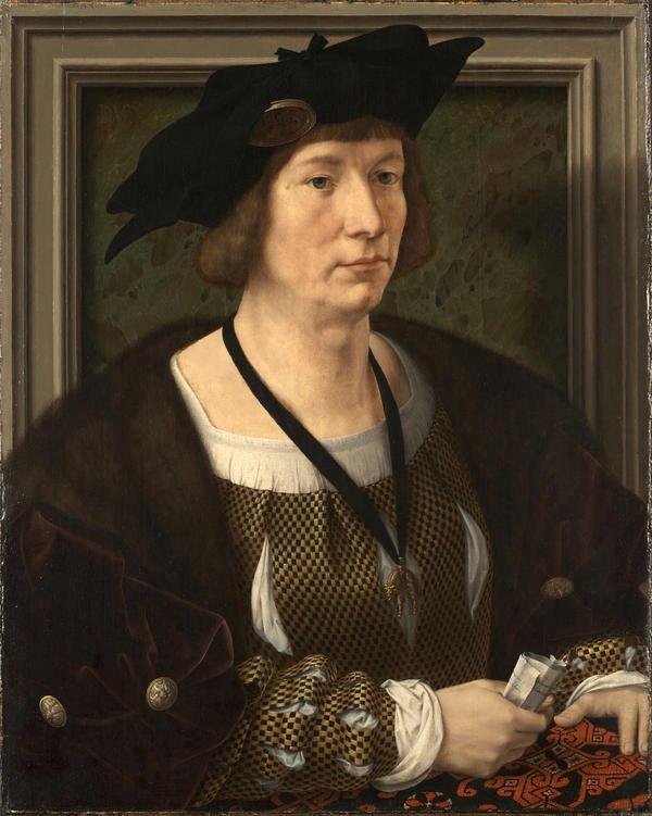 Portrait of Hendrik III