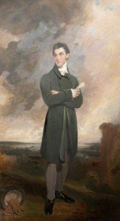 Sir Thomas Dyke Acland (1787-1871)