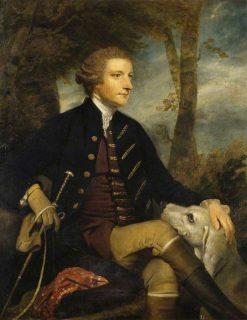 Sir Thomas Dyke Acland (1722-1785)