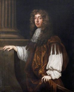 Sir Hugh Acland | Peter Lely | Oil Painting