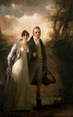 Mr and Mrs Robert Campbell | Sir Henry Raeburn