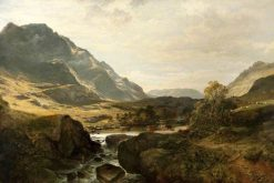 In Glen Massan | Samuel Bough | Oil Painting