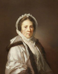 Mrs James Hardman of Rochdale and Allerton Hall | Joseph Wright of Derby | Oil Painting