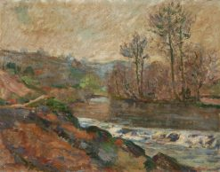 La Creuse a Genetin | Armand Guillaumin | Oil Painting