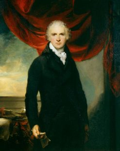 Portrait of Sir Samuel Shepherd | Thomas Lawrence | Oil Painting