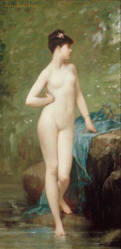 Study for Chloé | Jules Joseph Lefebvre | Oil Painting