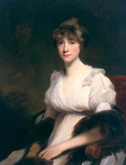Portrait of Lady Redesdale | John Hoppner | Oil Painting