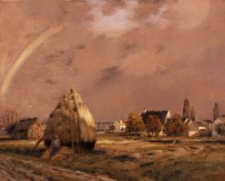 The Rainbow | Jean Charles Cazin | Oil Painting