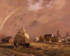 The Rainbow | Jean Charles Cazin | Oil Painting