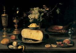 Still Life | Jacob Foppens van Es | Oil Painting