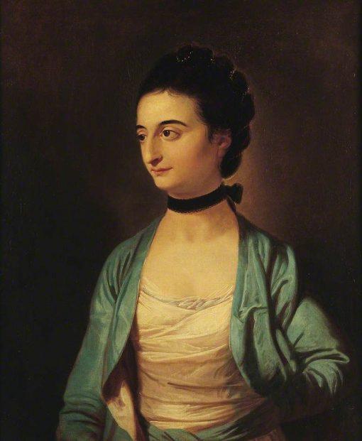 Sarah Judith de Castro   Tilly Kettle   Oil Painting