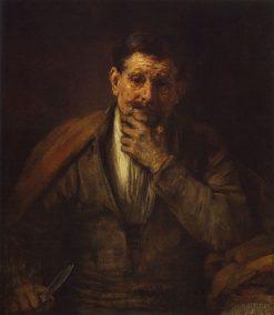 Saint Bartholomew | Rembrandt van Rijn | Oil Painting