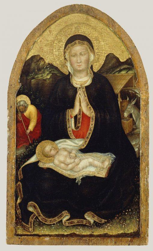 Nativity | Gentile da Fabriano | Oil Painting
