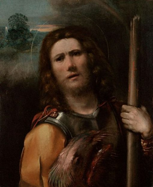 Saint George | Dosso Dossi | Oil Painting