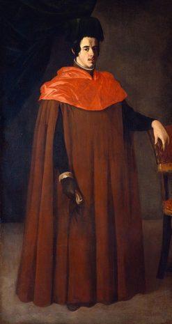A Doctor of Law | Francisco de Zurbaran | Oil Painting