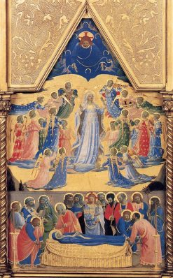 Reliquary Tabernacle | Fra Angelico | Oil Painting