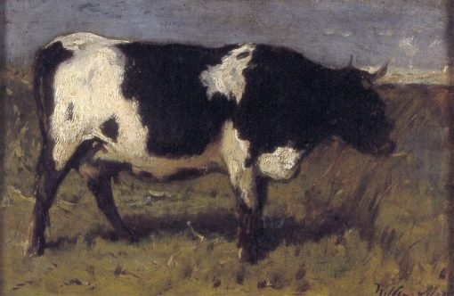Cow | Willem Maris | Oil Painting