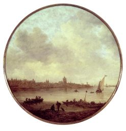View of Arnhem | Jan van Goyen | Oil Painting