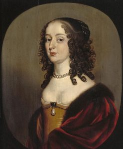 Portrait of a Woman   Gerard van Honthorst   Oil Painting