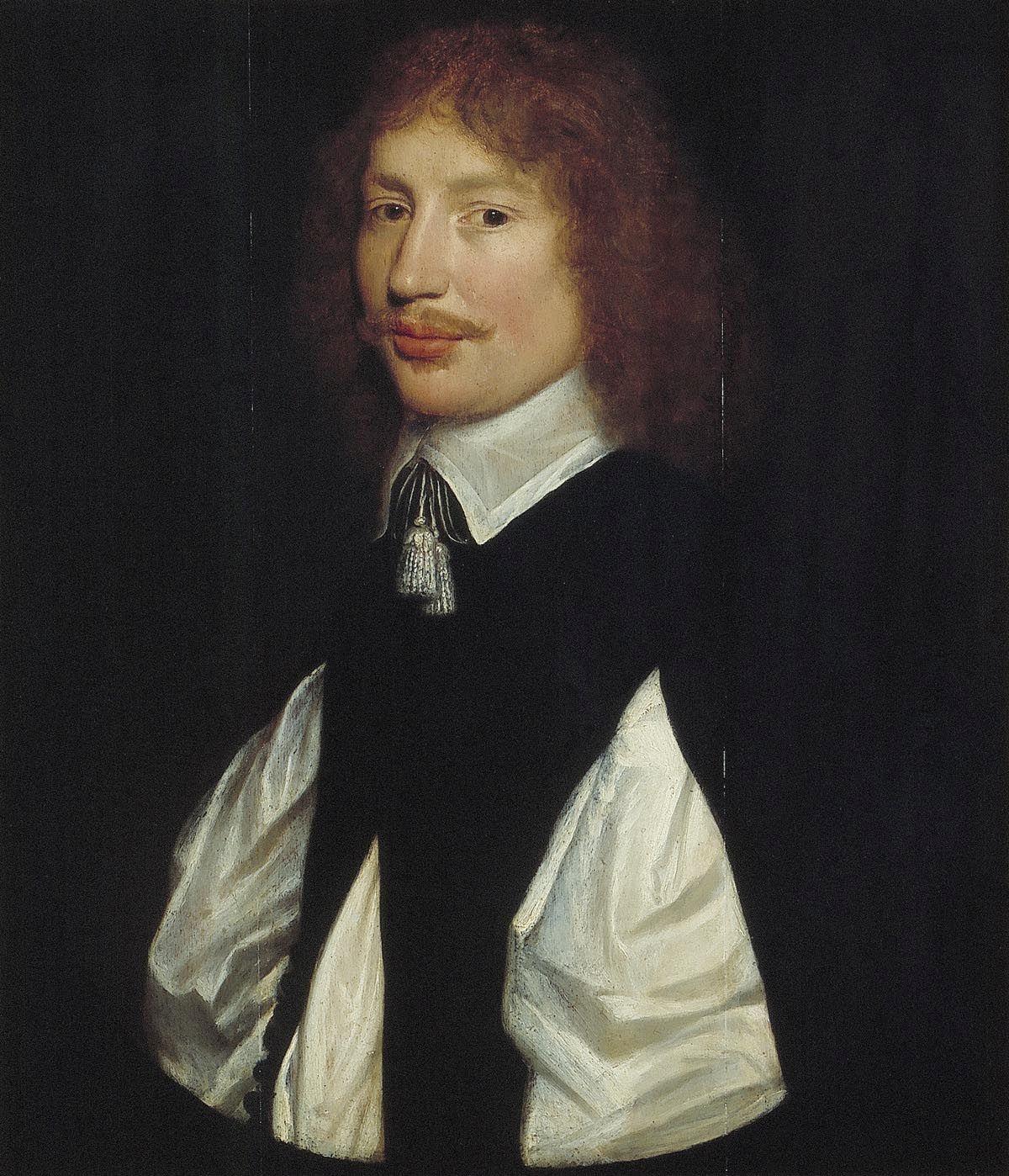 Constantijn Vernatti (1625-1703) | Gerard van Honthorst | Oil Painting