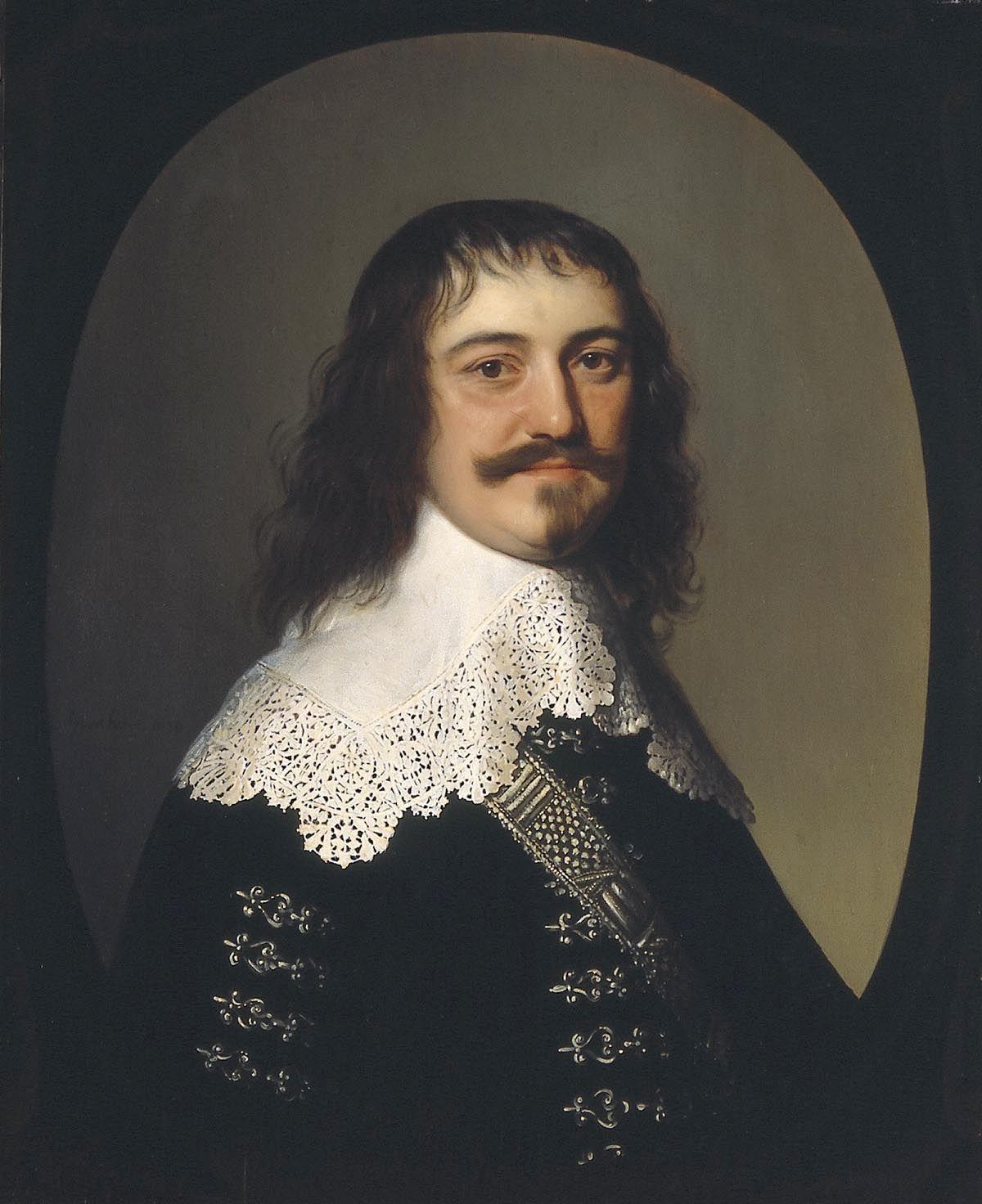 Daniel d'Ablaing (1604-1652) | Gerard van Honthorst | Oil Painting